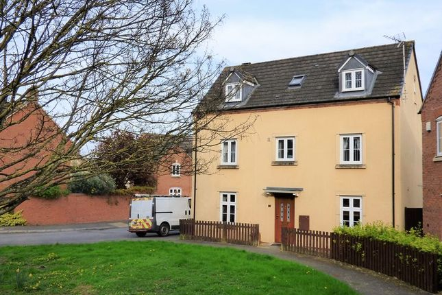 Thumbnail Detached house for sale in Chivenor Way Kingsway, Quedgeley, Gloucester