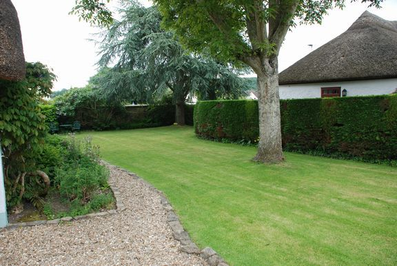 Garden of Woolbrook Road, Sidmouth EX10