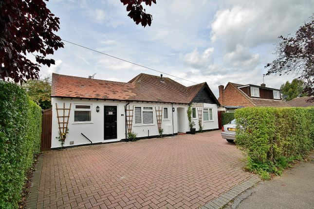 Thumbnail Detached bungalow for sale in Apers Avenue, Woking