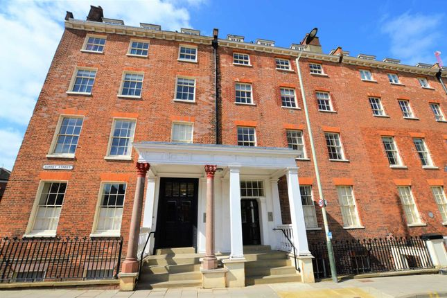 Thumbnail Flat for sale in Surrey Street, Norwich
