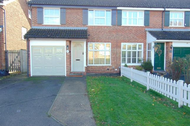 Thumbnail Semi-detached house to rent in Melling Close, Lower Earley, Reading