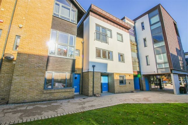 Thumbnail Flat for sale in The Chase, Newhall, Harlow, Essex