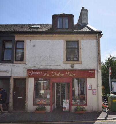 Thumbnail Flat for sale in Main Street, West Kilbride