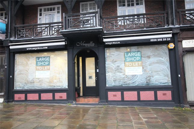 Thumbnail Retail premises to let in Finchley Road, London