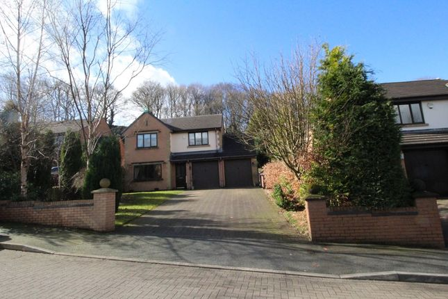 Thumbnail Detached house for sale in The Kilns, Burnley