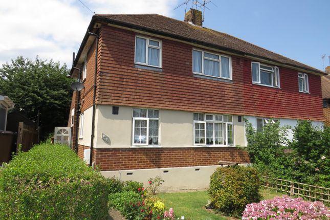 Thumbnail Maisonette to rent in Vale Drive, Chatham