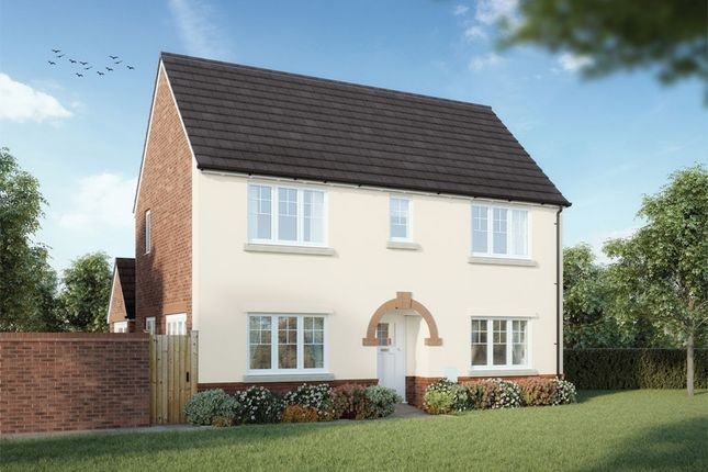 3 bedroom detached house for sale in Oakfield Grange, Cwmbran