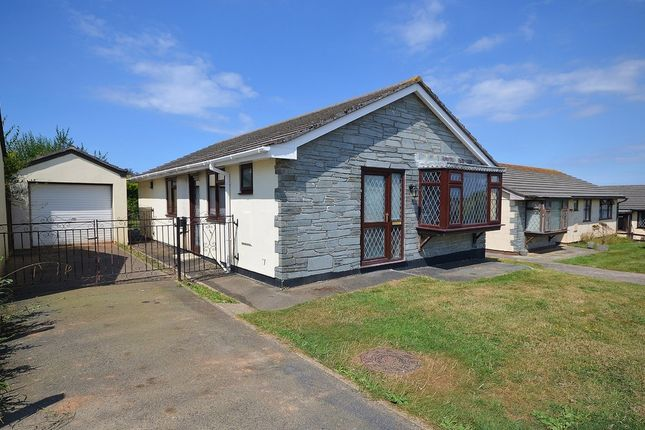 Thumbnail Detached bungalow for sale in Durning Road, St. Agnes