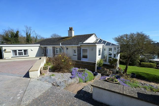 Thumbnail Bungalow for sale in Rock Close, Broadsands, Paignton