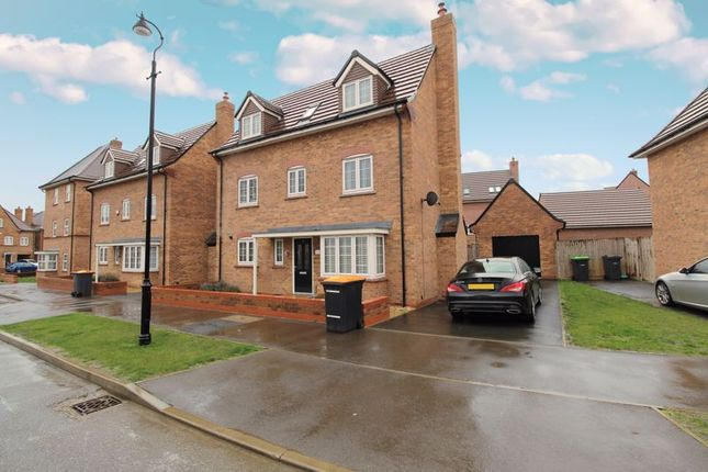 Thumbnail Detached house for sale in Oxford Blue Way, Stewartby