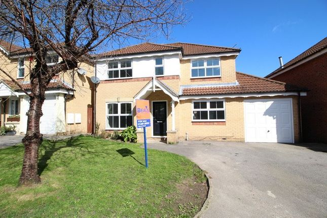 Thumbnail Detached house for sale in Mustang Avenue, Whiteley, Fareham
