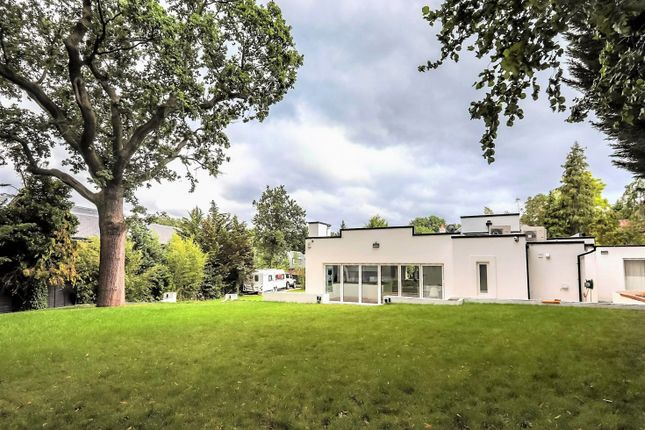 Thumbnail Bungalow for sale in Coombe Park, Kingston Upon Thames