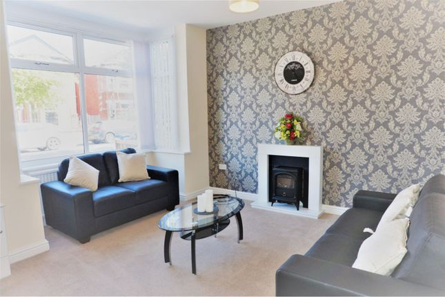 Thumbnail Semi-detached house for sale in Nicolas Road, Manchester