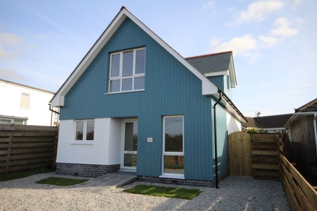 Thumbnail Detached house for sale in Delavue, Camelford