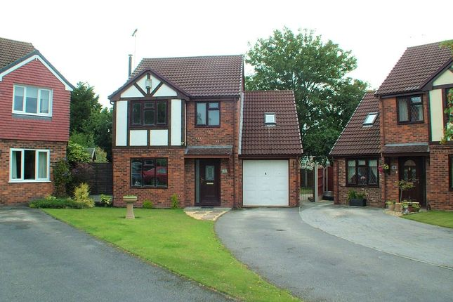 Thumbnail Detached house for sale in Kelsterton Court, Connah's Quay, Deeside