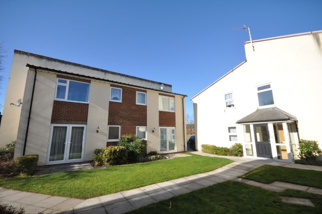 Thumbnail Flat to rent in Arthur Street, Castle Gresley, Swadlincote