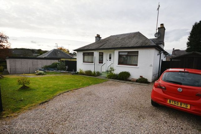 Thumbnail Bungalow for sale in Drummond Place, Callander