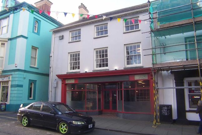 Thumbnail Restaurant/cafe to let in High Street, Cardigan