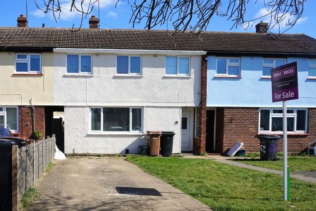 Thumbnail Terraced house for sale in Cherwell Drive, Chelmsford