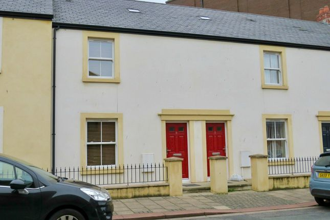 Front Elevation of Lower Church Street, Maryport, Cumbria CA15