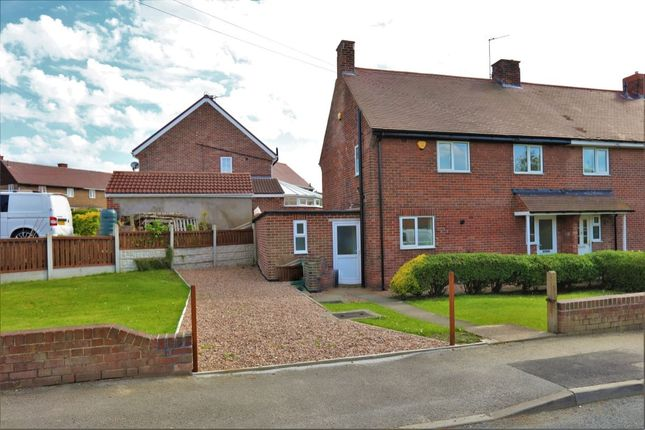 Thumbnail Semi-detached house for sale in Wynmoor Crescent, Brampton, Barnsley