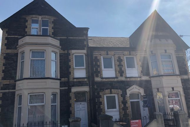 Thumbnail Flat to rent in Cardiff Road, Newport