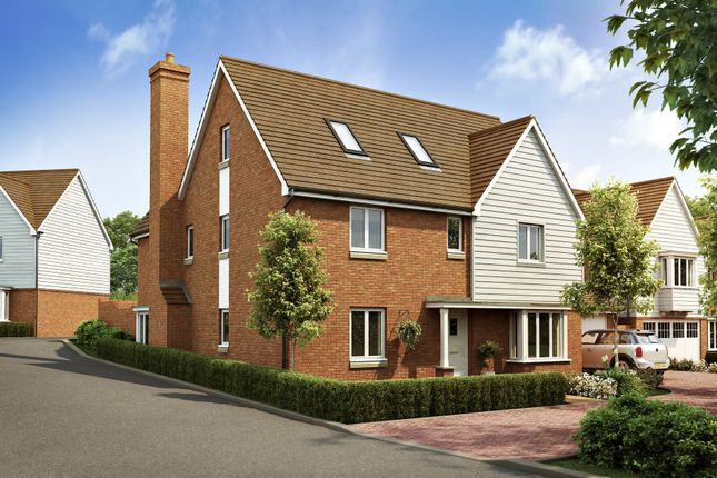 "Thumbnail Detached house for sale in ""Moorecroft"" at Langmore Lane, Lindfield, Haywards Heath"