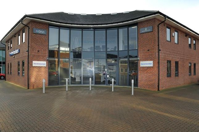 Thumbnail Office to let in First Floor The Arc, 6 Mallard Way, Pride Park, Derby
