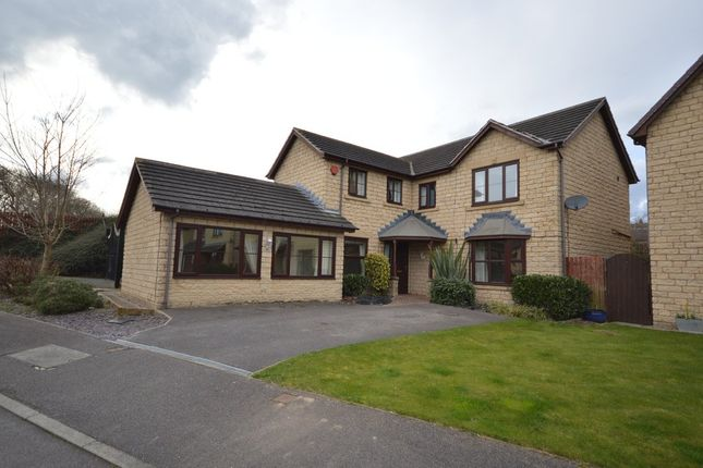 Thumbnail Detached house for sale in Beckside, Flockton, Wakefield