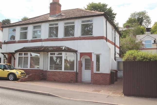 Thumbnail Semi-detached house for sale in Pant, Oswestry
