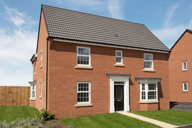 "Thumbnail Detached house for sale in ""Layton"" at Ackworth Road, Pontefract"