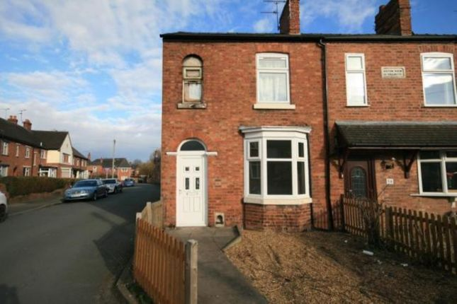 Thumbnail Flat to rent in James Hall Street, Nantwich