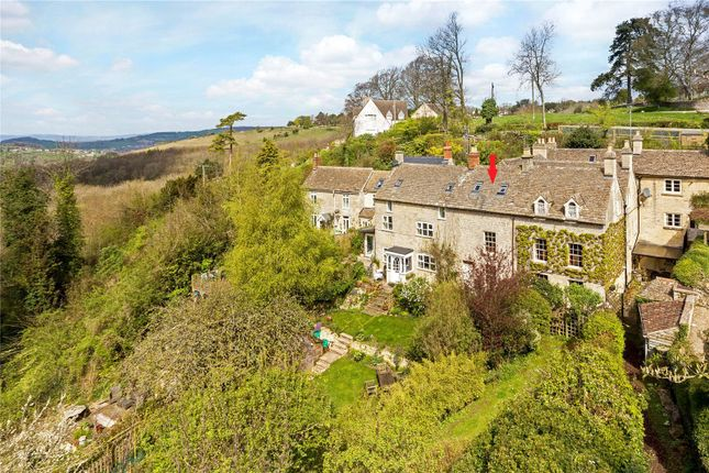 Thumbnail Terraced house for sale in Houndscroft, Rodborough, Stroud, Gloucestershire