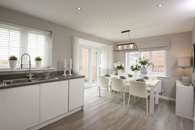 """Thumbnail Semi-detached house for sale in """"Ennerdale"""" at Grange Road, Golcar, Huddersfield"""