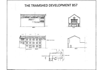 Thumbnail Flat to rent in Gloucester Road The Tramshed 1, Bristol