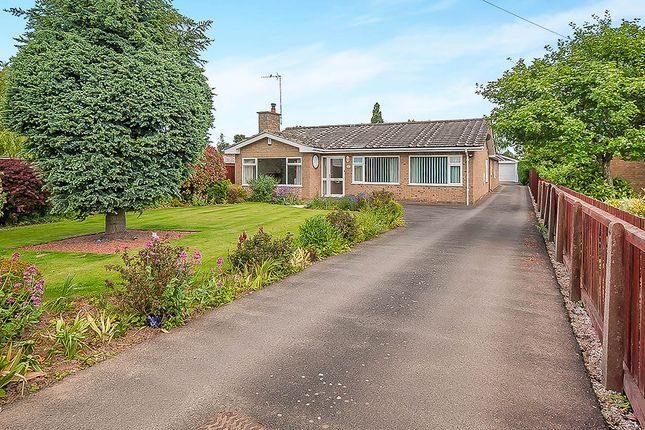 Thumbnail Detached bungalow for sale in Branches Lane, Holbeach, Spalding