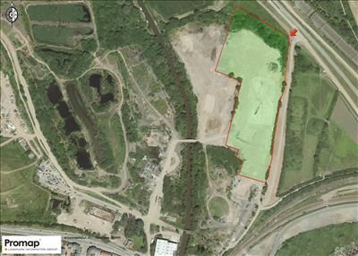 Thumbnail Land to let in Tuttle Hill, Nuneaton