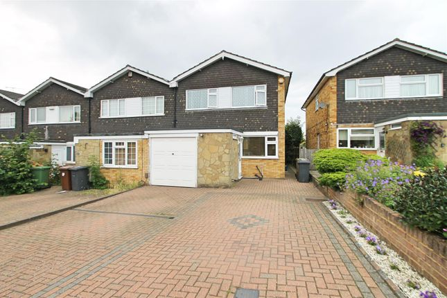 Thumbnail End terrace house for sale in Grove Hall Road, Bushey