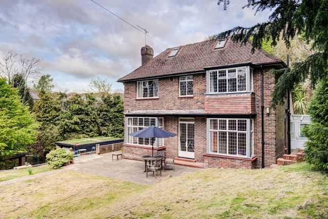 Thumbnail Detached house for sale in The Briers, Old Roar Road, St. Leonards-On-Sea