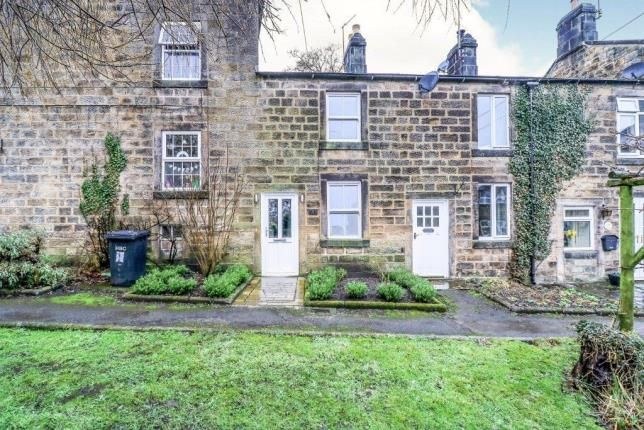 Thumbnail Terraced house for sale in The Square, Birstwith, Harrogate, North Yorkshire
