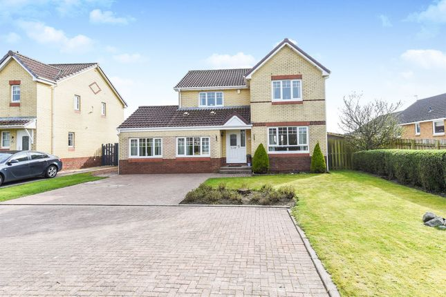 Thumbnail Detached house for sale in Corsankell Wynd, Saltcoats