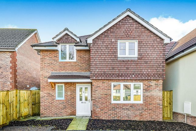 Thumbnail Detached house for sale in Romill Close, West End, Southampton, Hampshire