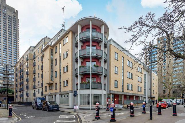 Thumbnail Flat for sale in Tudor Rose Court, 35 Fann Street, City Of London, London