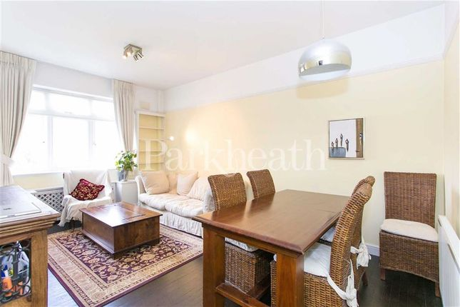 Flat for sale in Cleve Road, South Hampstead, London