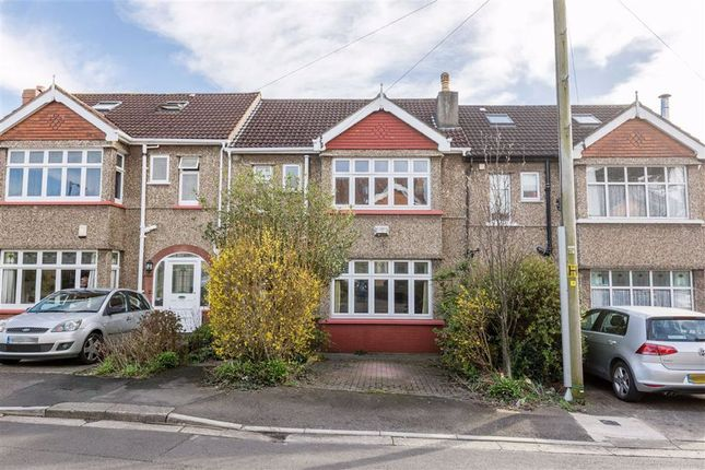Thumbnail Terraced house for sale in Kings Avenue, Bishopston, Bristol