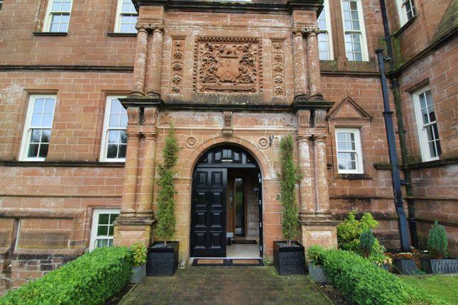 2 bed flat for sale in Ballochmyle House, Mauchline, East Ayrshire KA5