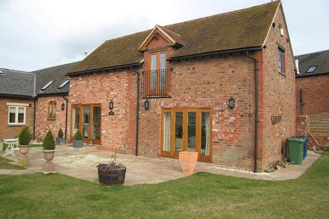 Thumbnail Property to rent in Little Onn, Stafford
