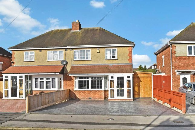 Thumbnail Semi-detached house for sale in Brasenose Driftway, Cowley, Oxford