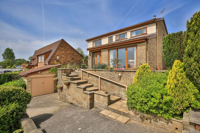 Thumbnail Detached house for sale in The Coppice, Tonteg, Pontypridd