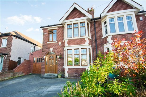 Thumbnail Property for sale in Victoria Road, Poulton Le Fylde